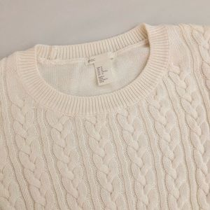 H&M Basic | Cable Knit Sweater